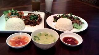 Com Cha Thit Nuong