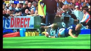 Video Harry Kane Horror Challenge On Florian Lejeune Newcastle 0 Spurs 2 13th August 2017 MP3, 3GP, MP4, WEBM, AVI, FLV Agustus 2017