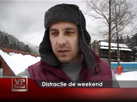 Distracţie de weekend