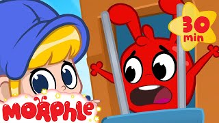 Video Oh no! Morphle in jail! My Magic Pet Morphle Animation Episodes MP3, 3GP, MP4, WEBM, AVI, FLV Agustus 2018