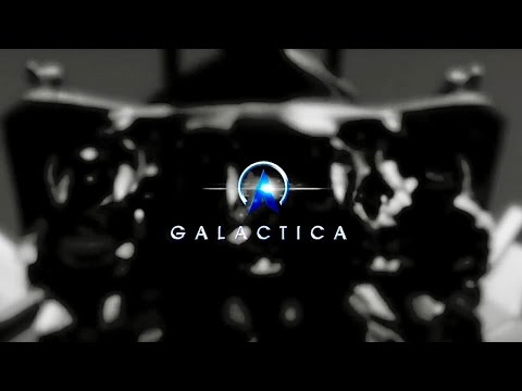 The Sound of Galactica (Alton Towers)
