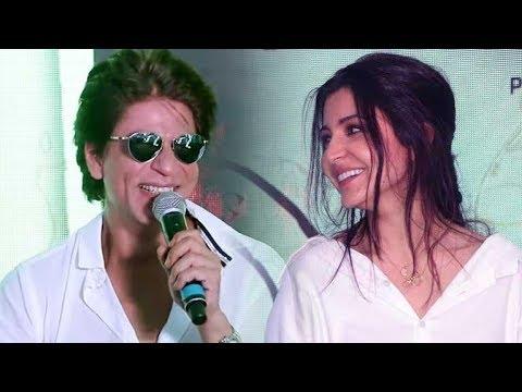 Video Shahrukh Cracks A DIRTY Joke In Front Of Anushka Sharma download in MP3, 3GP, MP4, WEBM, AVI, FLV January 2017