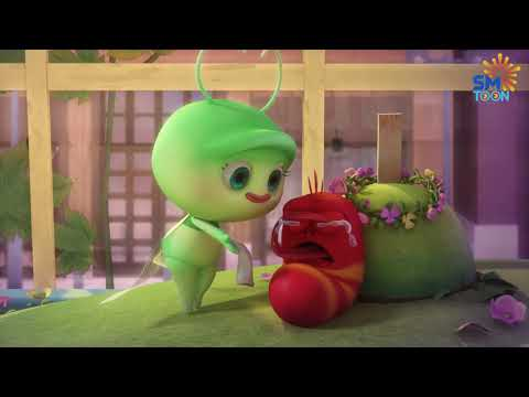 LARVA COVID-19 ⚽ Fast And Furious 9 🥁 Funny Compilation - Commedia - Divertente 🐉 New Cartoon Movie