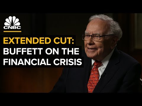 Warren Buffett On The 2008 Crisis