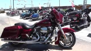 9. 672322 - 2009 Harley Davidson Street Glide FLHX - Used motorcycles for sale