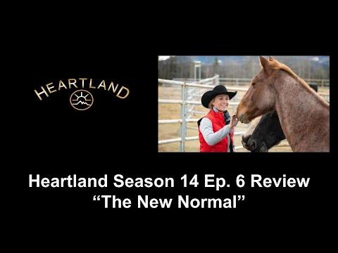 "Heartland Season 14 Ep. 6 ""The New Normal"" Review"