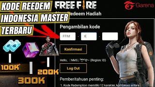 Nonton JANGAN SAMPAI TELAT !!! BAHAS LENGKAP TENTANG KODE REDEEM TERBARU FREE FIRE INDONESIA MASTER Film Subtitle Indonesia Streaming Movie Download