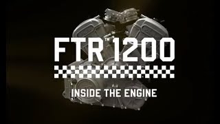 Indian FTR 1200: il motore - Video Dalla Rete