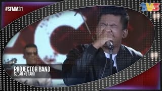 Muzik Muzik 31 | Projector Band - Sudah Ku Tahu | Semi Final Video