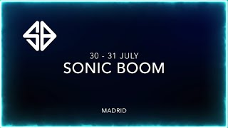 Sonic Boom is the new Spanish National, the biggest of all time! 30-31 July Madrid Smash.gg/SonicBoom