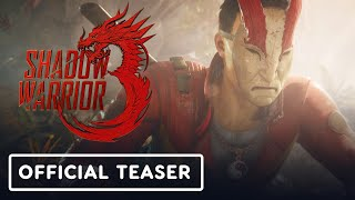 Shadow Warrior 3 - Announcement Teaser by IGN