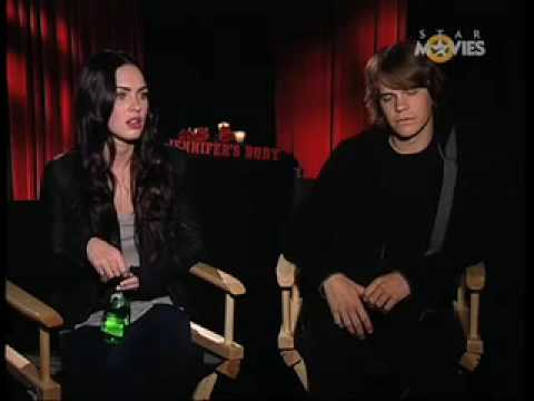 VIP Access: Face to Face - JENNIFER'S BODY Megan Fox & Johnny Simmons
