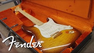 Follow along as Master Builder JW Black runs through his Founders Design Stratocaster® built in honor of the Custom Shop 30th...