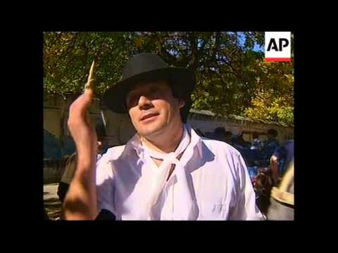 ARGENTINA: GAUCHO FESTIVAL