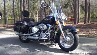 4. 2014 Harley Davidson Heritage Softail Classic - New Motorcycles for sale - Daytona, FL