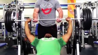"""The Iron Brotherhood is a channel and group that was founded by Reno to help encourage and support natural body builders and lifters alike.  Check out the Facebook page """"Iron Brother hood Inc."""" to become apart of our growing community and be sure to leave a thumbs up and subscribe if you like this video!For business inquiries, please email Derek at derekdollevoet23@yahoo.com"""