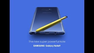 Samsung Galaxy Note9 Malaysia Launch Live Stream #GalaxyNote9