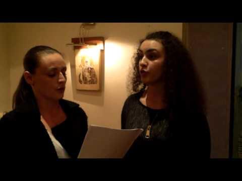 ''Otkako sam ja devojče'' pevaju članice grupe ''UNA'' iz Barajeva
