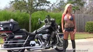 8. Used 2010 Harley Davidson Ultra Classic Motorcycles for sale