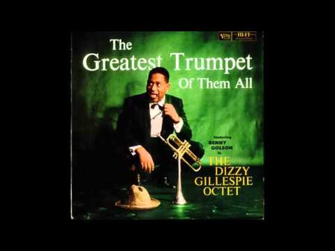 The Dizzy Gillespie Octet – Blues After Dark