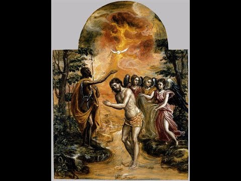 The Baptism of Jesus - Theology as Narrative