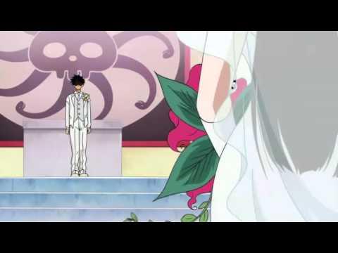 女帝漢考克夢想中的婚禮,魯夫呀~~~