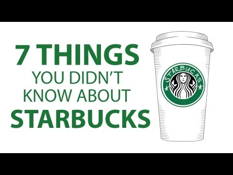 Starbucks - Turns out, it wasn't really named after Moby Dick. Also, can you believe a latte costs almost $10 in some parts of the world? For more random knowledge, subs...