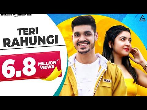 Teri Rahungi (Official Video)   Ndee Kundu   Jasmine   New Haryanvi Songs Haryanavi 2020