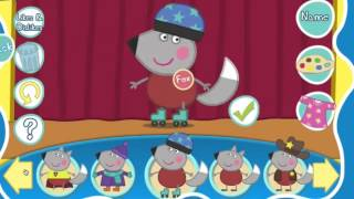 Play a Peppa Pig Game   Dress Up