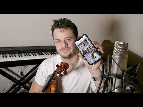 Video iPhone Ringtone (Violin Remix) download in MP3, 3GP, MP4, WEBM, AVI, FLV January 2017