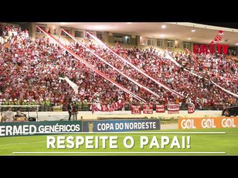 CRB 2 x 1 CSA - Copa do Nordeste 2017