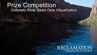 The Bureau of Reclamation plays a significant role in managing the Colorado River. Reclamation relies on a broad range of Colorado River Basin data to support short-term water management and long-term planning. This includes historical, current, and projected weather and climate data, reservoir storage and releases, streamflows, and diversions.  Reclamation and its collaborators seek innovative, interactive, and mobile accessible data visualizations to improve understanding of past, present, and projected river conditions for the public and water users.