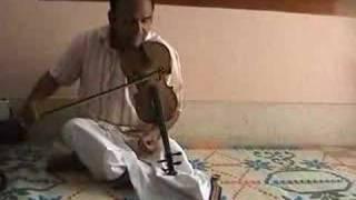 TKV Carnatic Violin - Amazing Hindola