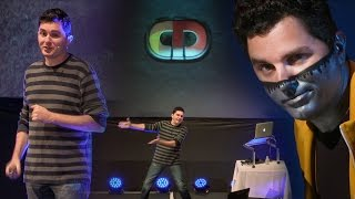Self-proclaimed superhero Captain Disillusion reveals his cutting-edge techniques for analyzing viral video hoaxes and explaining them to viewers with tragically short attention spans. What visual effects tricks are commonly used by fakers? How can I make my own skeptical YouTube videos a little less terrible? Answers to these questions and more in the Captain's award-pending talk.Please consider supporting the series on: http://www.patreon.com/CaptainDisillusionThis presentation was recorded at the QED Conference 2016 in Manchester, England - qedcon.org