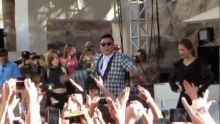 Part 2/2 - PSY Performing Gangnam Style Live at REHAB, Hard Rock Hotel & Casino Las Vegas