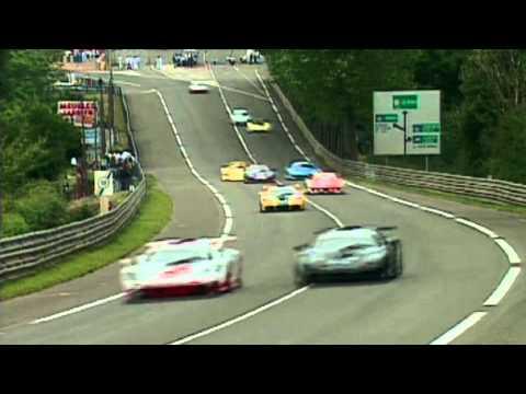 McLaren GT 3 Heads Back to Sports Car Racing