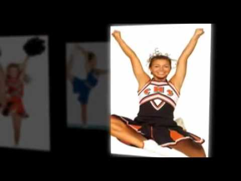 Cheerleading Uniforms - Design Your Own