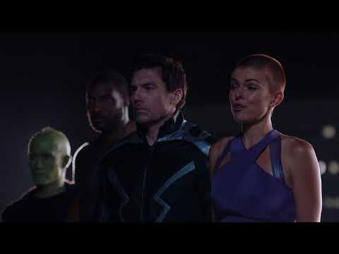 The Inhumans Arrive on Earth - Marvel's Inhumans