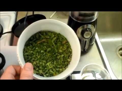 How To: Potent Water-Soluble Cannabis Concentrate in Glycerin