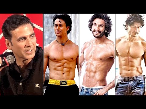 Video Akshay Kumar Comment On Tiger Shroff, Vidyut & Ranveer Singh Are NEXT Action Hero download in MP3, 3GP, MP4, WEBM, AVI, FLV January 2017