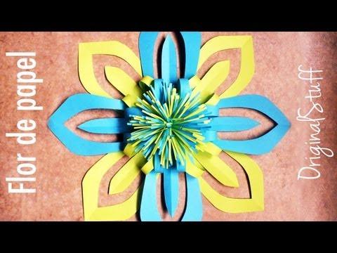 // estilo kusudama HTM: Kusudama Papel origami DIY Kusudama asterix  de // Flower Flor
