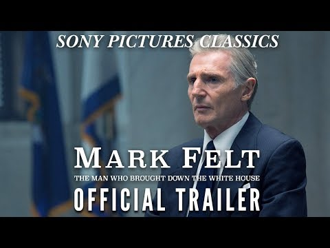 Mark Felt: The Man Who Brought Down The White House | Official Trailer HD (2017)