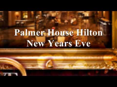 Palmer House NYE 2013: Palmer House Hilton New Years Eve