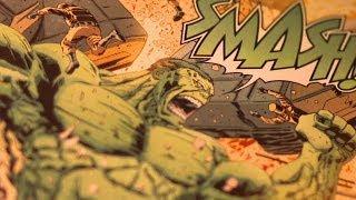 "Marvel Studios Assembling A Universe ""Hulk Surprise"" Clip Official"