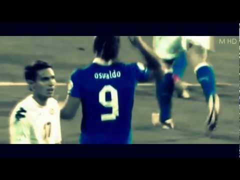 Osvaldo pred vrati Interja