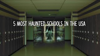 Forsyth (IL) United States  city photo : 5 Most Haunted Schools in the USA!