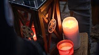 Skauti rozdávali betlémské světlo i letos