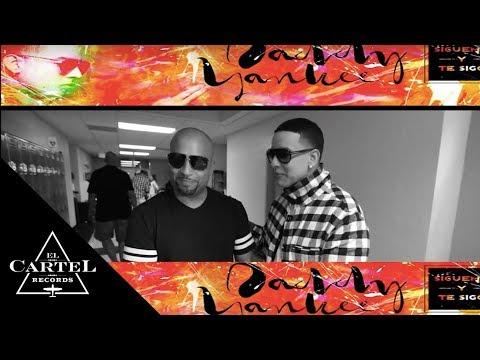 Checa el detrás de cámaras del videoclip de Daddy Yankee 'Sígueme y Te Sigo'