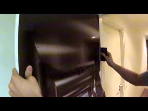 Оклейка мебели пленкой видео