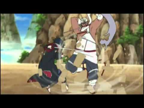 Sasuke Vs Killer Bee Faint
